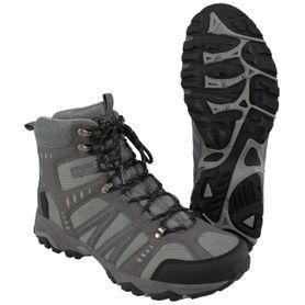 Trekové boty Mountain High, sivé
