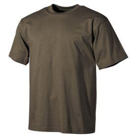MFH tričko olivové klasické, 160g/m²