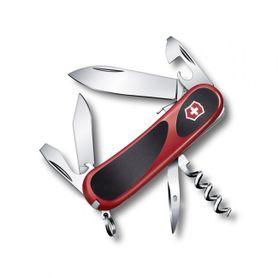 Victorinox vreckový nôž červeno-čierny 85mm EvoGrip S101