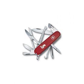 Victorinox vreckový nôž červený 91mm Fisherman