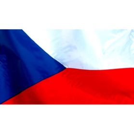 Vlajka Českej republiky 150cm x 90cm