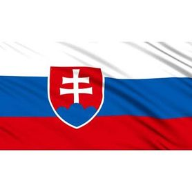 Vlajka Slovenskej republiky, 150cm x 90cm
