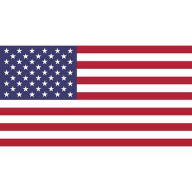 Vlajka Spojených štatov amerických, 150cm x 90cm