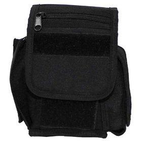 MFH molle kapsička na opasok čierna