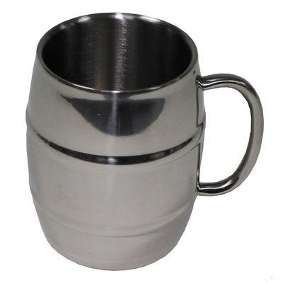 MFH nerezový pohár-krigel, 450ml