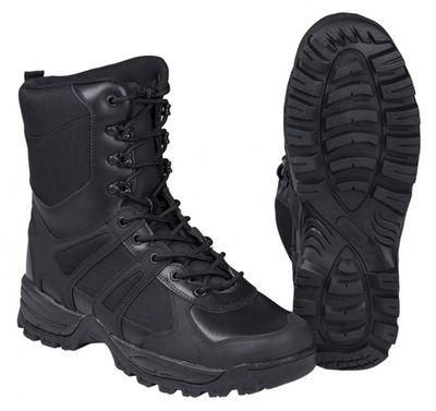Mil-Tec Combat Gen. II Taktická obuv, čierna