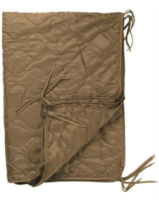 Mil-Tec deka vložka do ponča, coyote 210 x 150 cm