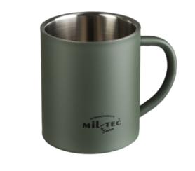Mil-Tec dvojplášťový hrnček, 450 ml
