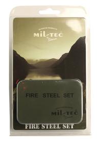 Mil-tec Fire steel set súprava kresadla