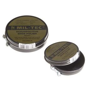 Mil-Tec Krém na obuv čierny, 32g