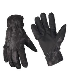 Mil-Tec Softshell Thinsulate™ rukavice, mandra night