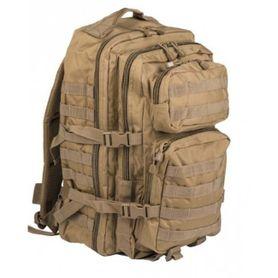 Mil-Tec US assault Large ruksak coyote, 36L