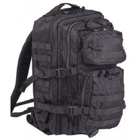 Mil-Tec US assault ruksak čierny, 36L