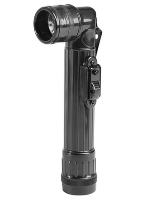Mil-tec US LED svietidlo large 21cm, čierne