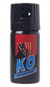 Obranný sprej, kaser, KO 007, 40ml