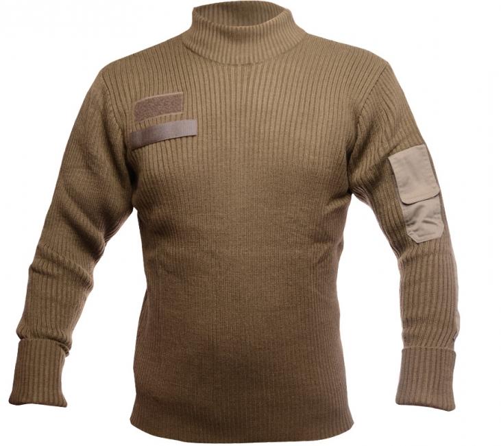 330b5f67e pozerá 7 návštevníkov Sweater ČR Army sveter zelený zväčšiť obrázok