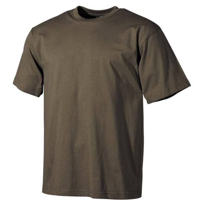 9542b4ae5de4 pozerá 25 návštevníkovUšetríte  25 % MFH tričko olivové klasické